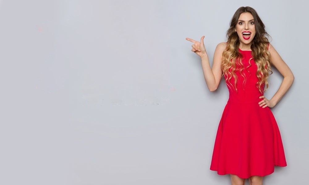 Wear Red For Women This Month