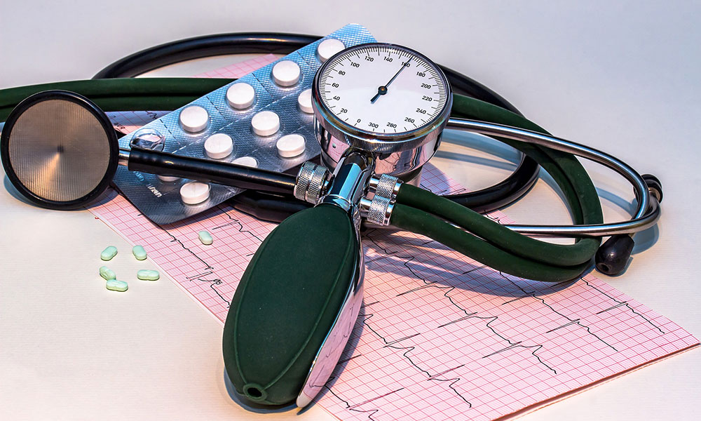 The Risks Associated With High Blood Pressure